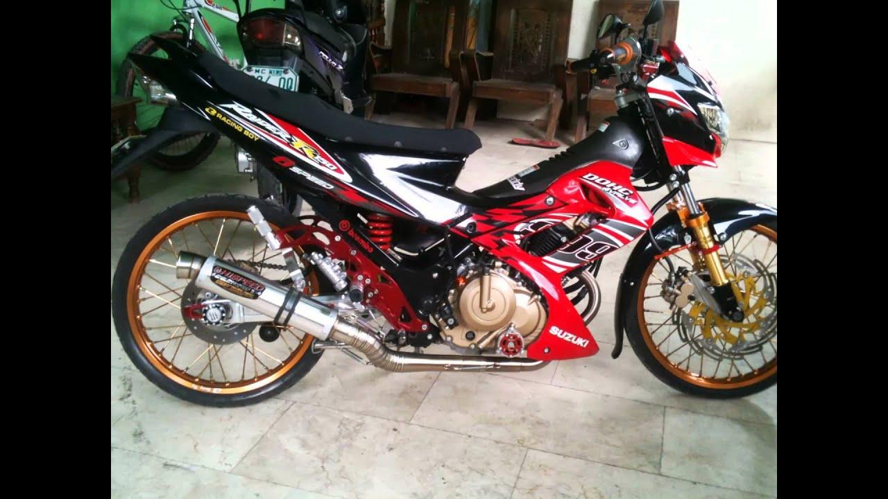 Suzuki Raider 150 By Biboy