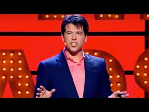 Michael McIntyre on Daytime TV Ads - Michael McIntyre's Comedy Roadshow - BBC