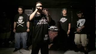 Download SHOCKRA ( live ) @ FLIPTOP MINDFIELDS - ABADDON . CRAZYMIX . FLICT G . KIAL . NUMERHUS . SMUGGLAZ MP3 song and Music Video