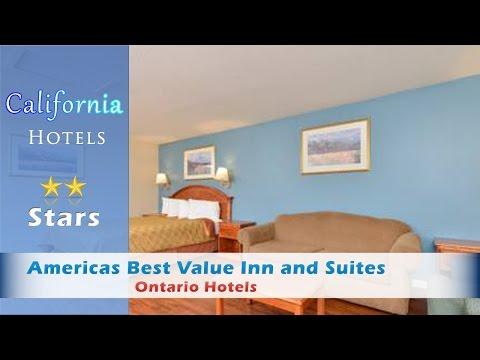 Americas Best Value Inn And Suites Ontario Airport - Ontario Hotels, California