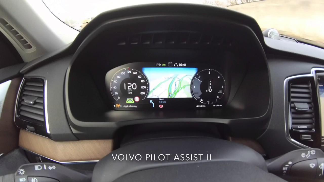 Volvo pilot assist 2