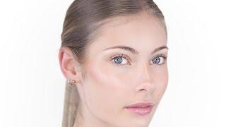 spill proof loose powder get glowing skin with mirenesse studio bb glow powder