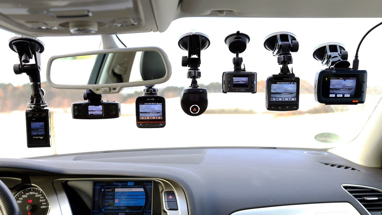 Top 5 Car Dash Cameras - Car Accessories You Can Buy on Amazon 2020 - YouTube