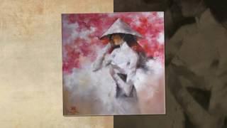 BÀI THƠ ĐAN ÁO-TTKH-Ngọc Sang diễn ngâm