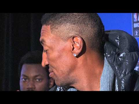 Scottie Pippen on 1994 All-Star Game, Guarding LeBron & Durant, more