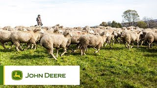 John Deere - Gator - Pastor #4