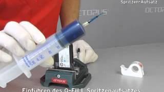 Refill HP 951 QU Fill Anleitung, Refill Instruction HP 950