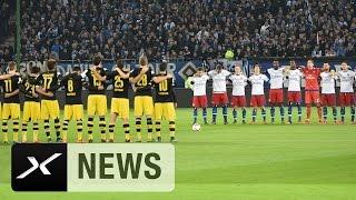 HSV gegen BVB: Der Alltag ist zurückgekommen | Spiel eins nach Paris und Hannover