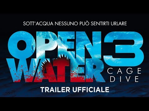 Open Water 3 - Cage Dive - Trailer italiano ufficiale [HD]