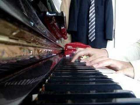Flavor of life をピアノで演奏してみた 【宇多田ヒカル】