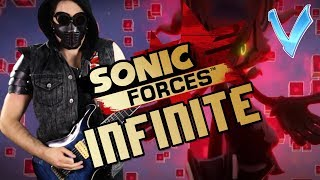 Sonic Forces Infinite Theme Epic Metal Cover Remix Little V