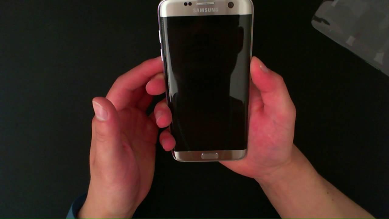 Samsung galaxy s7 edge unboxing deutsch 4k youtube - Samsung Galaxy S7 Edge Unboxing Deutsch