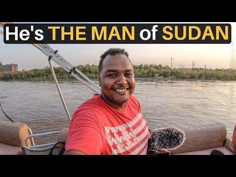 He's THE MAN of SUDAN!