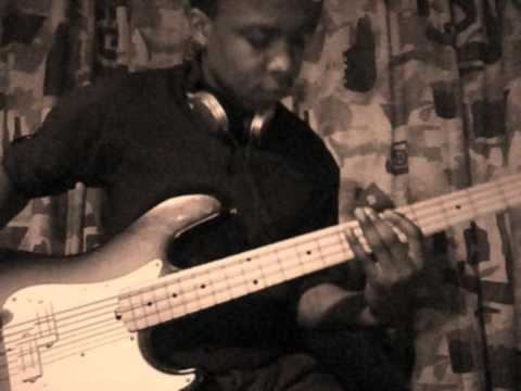 Bass Cover: Bless The Lord - Tye Tribbett(Not Son of Man)