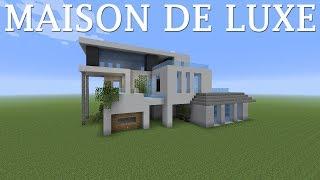Minecraft Maison De Luxe Visite