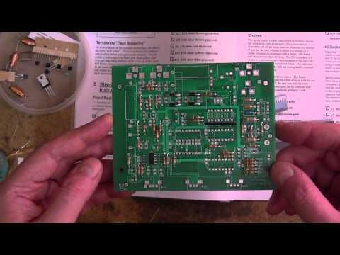 Building an SSTRAN AM transmitter kit