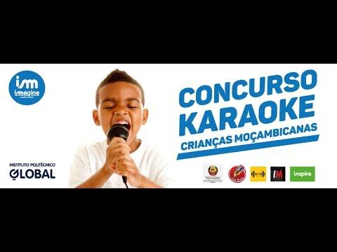 2a Fase Karaoke Crianças Moçambicanas- Imagine Moz