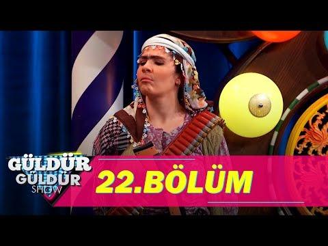 Güldür Güldür Show 22. Bölüm Tek Parça Full HD