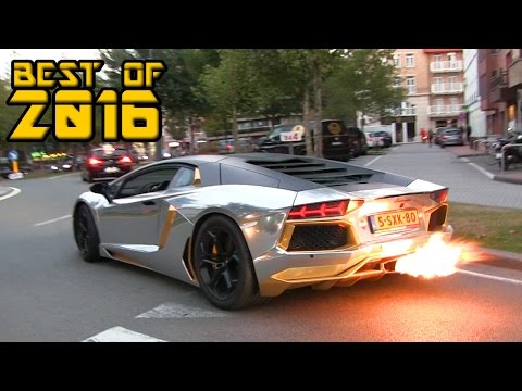 BEST OF SUPERCAR SOUNDS 2016 | THE ULTIMATE SUPERCAR COMPILATION!!