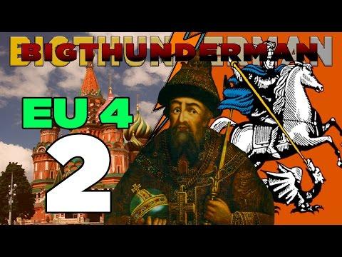 EU4: Muscovy 2 - Rightfully Annex the Pretend Russia's Land!
