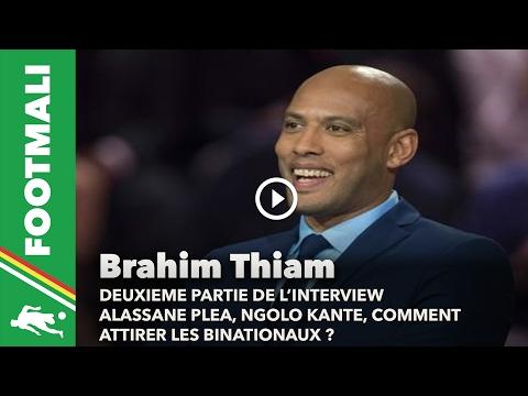 Brahim Thiam : Alassane Pléa n'a jamais décliné le Mali