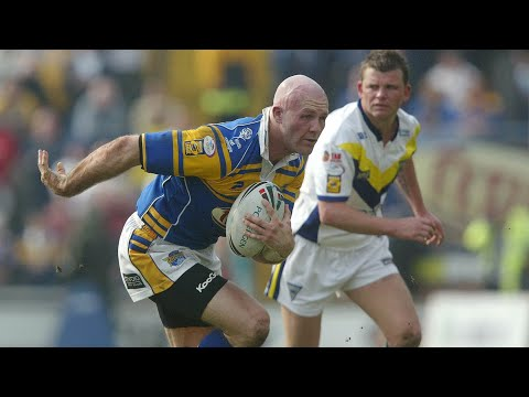 Leeds Rhinos V Warrington Wolves Challenge Cup 2005