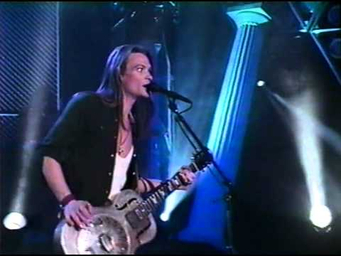 Chris Whitley on YouTube Music Videos
