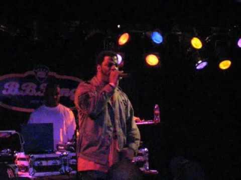 Rhymefest Acapella Live