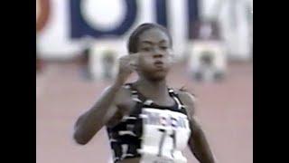 Merlene Ottey vs. Inger Miller & Gwen Torrence - Women's 100m - 1996 Bislett Games