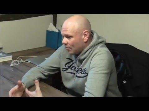 School Report interview with Tom Kerridge