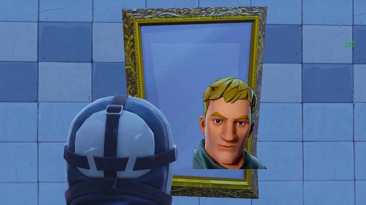 Jonesy fortnite head