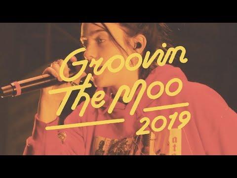 Billie Eilish - 'Bad Guy' LIVE at GTM 2019 | Groovin the Moo