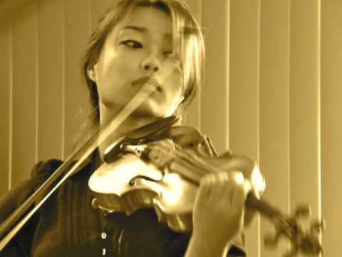 Soyoung Yoon - Sibelius Violin Concerto Live 2nd Mov