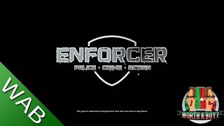 Enforcer Police Crime Action Review - Worth a Buy?