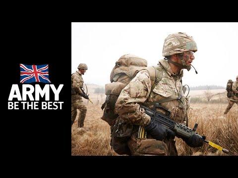 BBC Revealed Extra - Training - Army Jobs