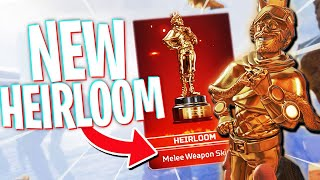 Using Mirage's NEW Heirloom to BOP People! - PS4 Apex Legends