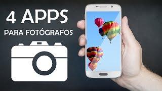 APPS PARA FOTÓGRAFOS | Curso fotografía | Angel Salgueiro