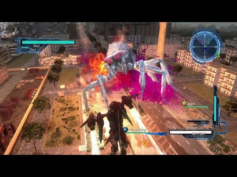 EDF Earth Defense Force 5 DLC 1 Online Mission 9 Engage Aggressors 3 - Wing Diver Inferno thumbnail