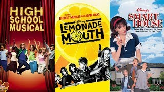 Top 50 Greatest Disney Channel Original Movies ✔
