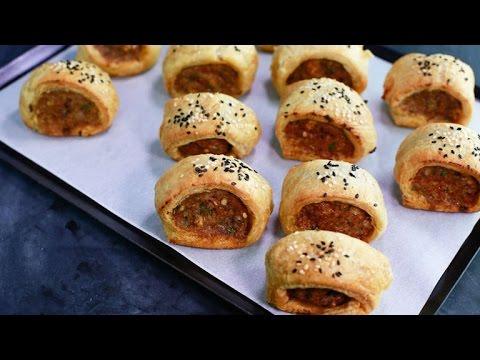 Chef Curtis Stone's Aussie Sausage Rolls