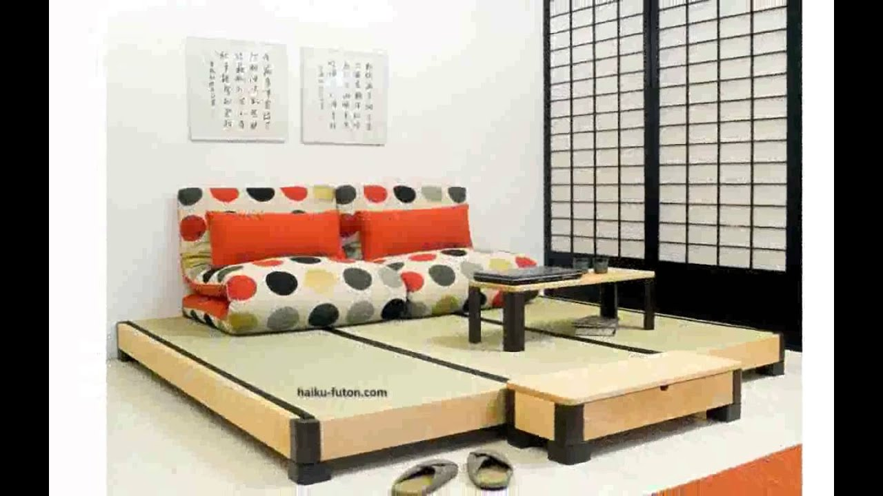 Camas japonesas youtube for Cama japonesa ikea