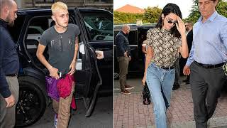KENDALL JENNER Puts Hickey On Anwar Hadid's Neck [PICS]