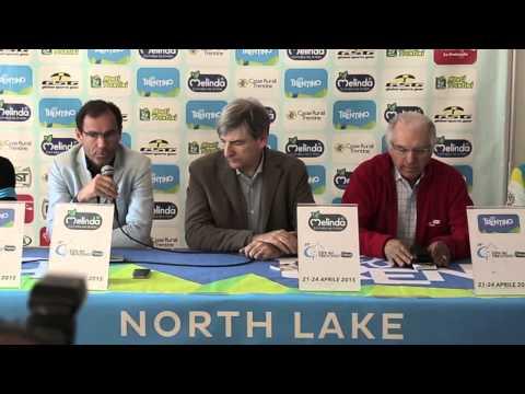 Giro del Trentino Melinda 2015: Davide Cassani about Fabio Aru's forfait