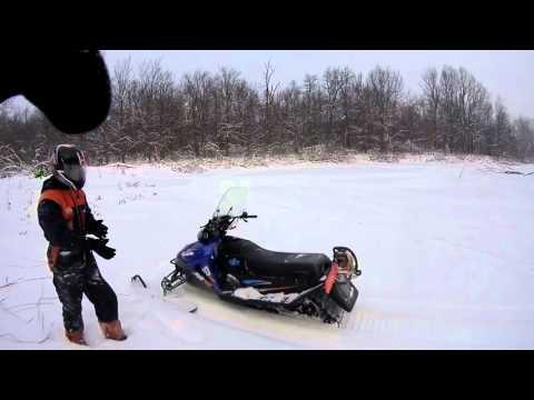 Модельный ряд снегоходов Русская механика  2014