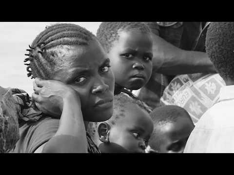 Fleeing across Lake Albert to escape DR Congo violence