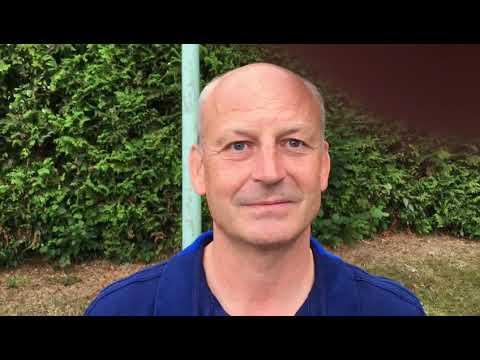 Franz Josef Kowalski Trainer SG 99 Andernach Nach Dem 44 Bei Der Zerf