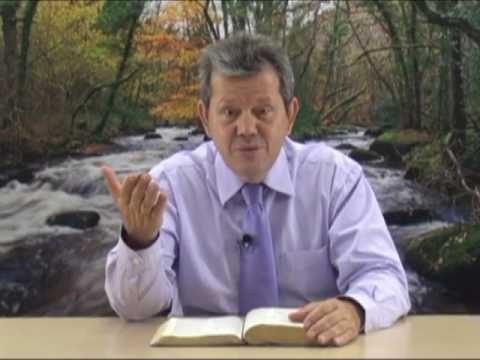 Pr Adail - S�o poucos os que se salvam? - Lucas 13: 22-30