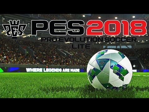 AZ INGYENES PES ⚽ Pro Evolution Soccer 2018 Lite
