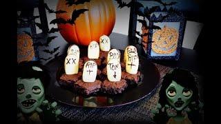 Brownies para el dia de Brujas