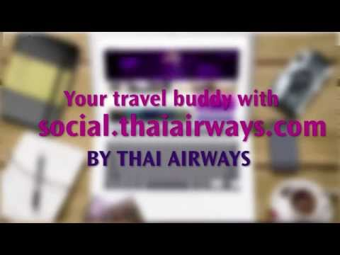 Introducing social.thaiairways.com website
